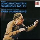 Dmitry Shostakovich - Schostakowitsch: Symphony No. 15 (1995)