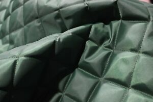 QUILTED-FABRIC-Waterproof-UK-Manufactured-Outdoor-Jacket-Upholstery-Dress-BOTTLE