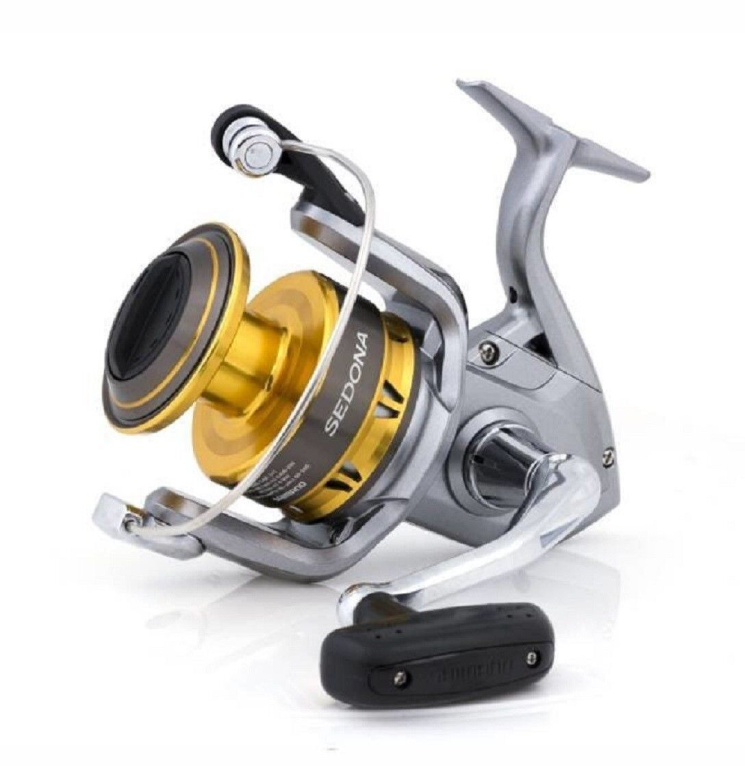 Shimano Sedona 8000 FI, FI, 8000 Spinnrolle mit Frontbremse, SE8000FI a4c966