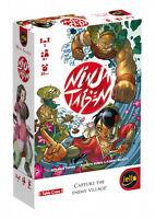 Ninja Taisen Card 2 Player Mini Game Games Iello Games Iel 51365 Micro Family
