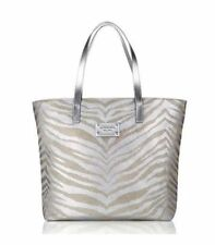 MICHEAL KORS SILVER TOTE/ HANDBAG, 100% AUTHENTIC PRODUCT.