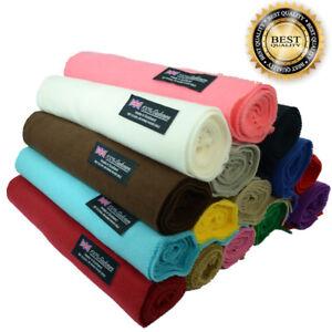 Hommes-Femmes-Unisexe-100-CACHEMIRE-made-in-Scotland-chaud-Wrap-Laine-echarpe-pur-solide
