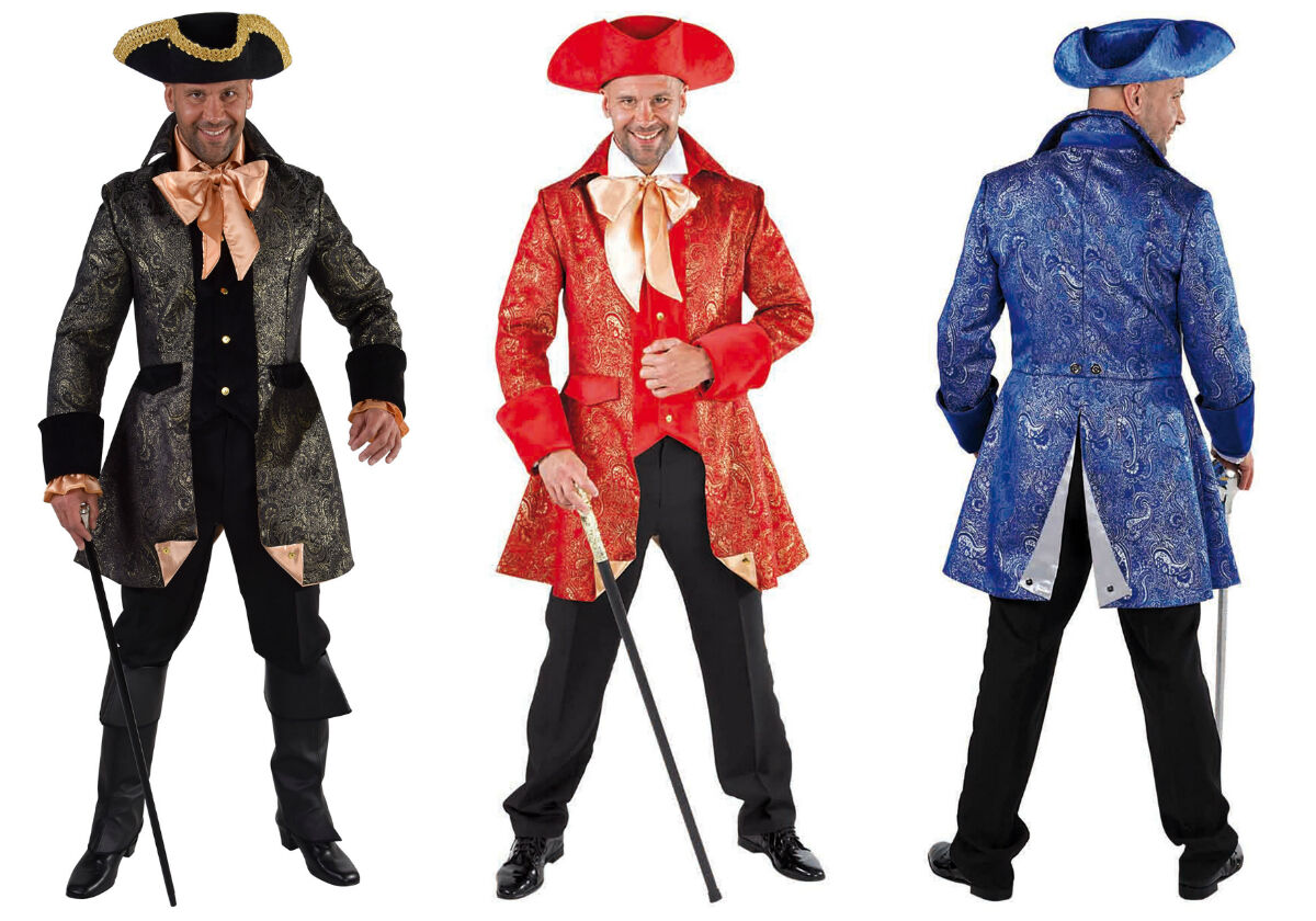 Brocade Prince Charming Jackets - Deluxe