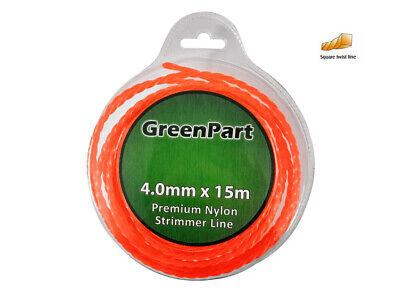 Genuine Stihl 4mm x 5m Round Strimmer Brushcutter Line Cord Wire String
