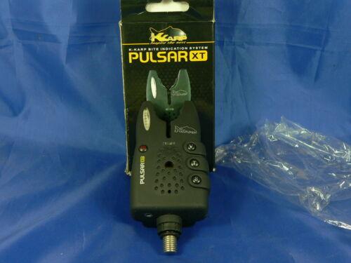 K Karp Pulsar 1 segnalatore di abboccata XT o NTX a scelta pesca carp fishing
