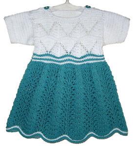 Baby kleid turkis