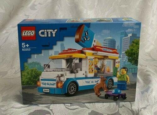 Lego City 60253 Ice Cream Truck Van BNIB Sealed