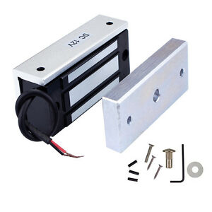 Back To Search Resultssecurity & Protection Electric Lock Dc24v Mini Electromagnetic Lock Electronic Magnetic Door Lock 60kg Power On Lock A