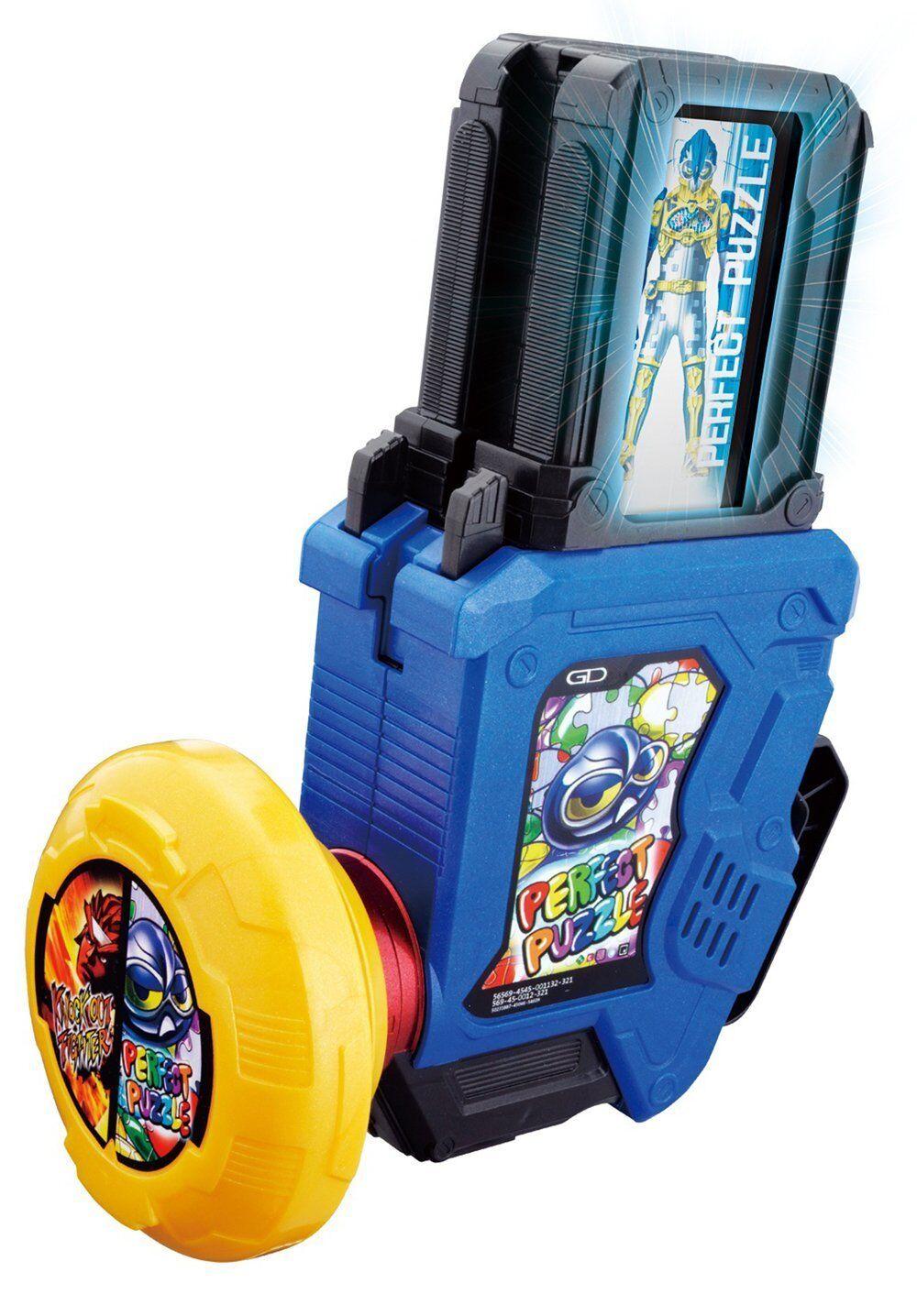 Bandai Kamen Rider EX-AID Makeover Henshin Game DX Gashat Gear Dual