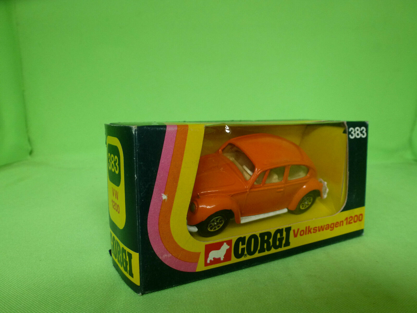 CORGI TOYS 383 WIZZWtalons VW VOLKSWAGEN 1200  IN   NEAR MINT CONDITION IN BOX  vente avec grande remise