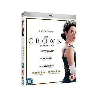 The Crown Season 2 (Box Set) [Blu-ray]