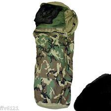 US Army Modular Schlafsack System gebraucht 4 Teilig Original