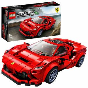 LEGO-Speed-Champions-76895-Ferrari-F8-Tributo-NEU-amp-OVP