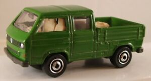 LOOSE // MINT NO cargo Details about  /MATCHBOX #95 VW Transporter Cab 2017 issue
