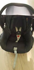 EntrüCkung Maxi-cosi Citi Sps Baby Stone Babyschale Kindersitz