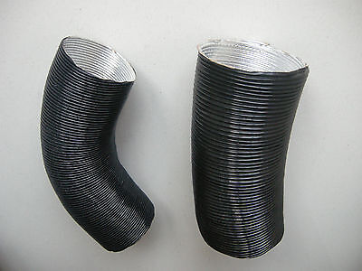 Suitable for Webasto//Eberspacher and etc.heaters 3FT 1M 60mm ID APK Ducting