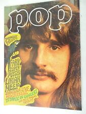1 x Magazin - Pop Nr. 6 - 7. Jahrgang-1972  seltene Musikzeitschrift -Z.sehr gut