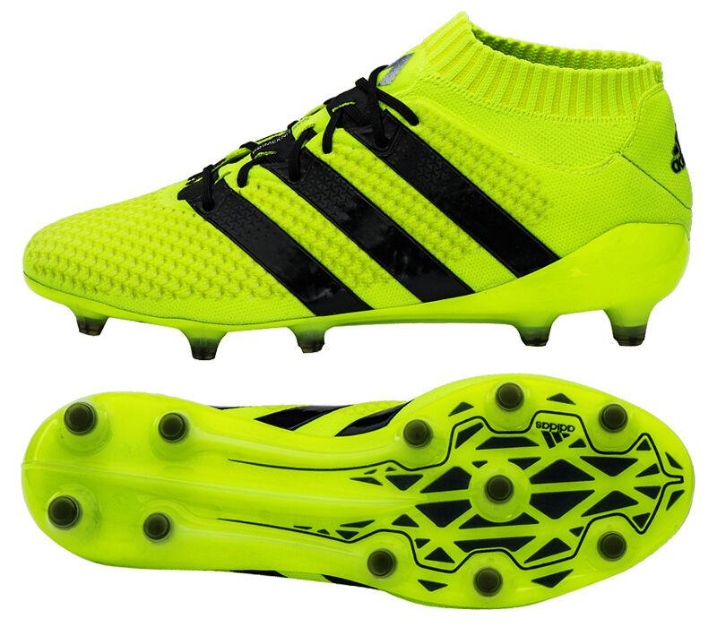 Adidas ACE 16.1 Primeknit FGAG S76470 Cleats Soccer Football scarpe stivali