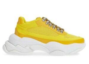 Jeffrey Campbell Hotspot Yellow