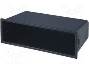 Cajetin-ISO-porta-objetos-para-2DIN-a-1DIN-Radio-Coche-guantera-marco-auto