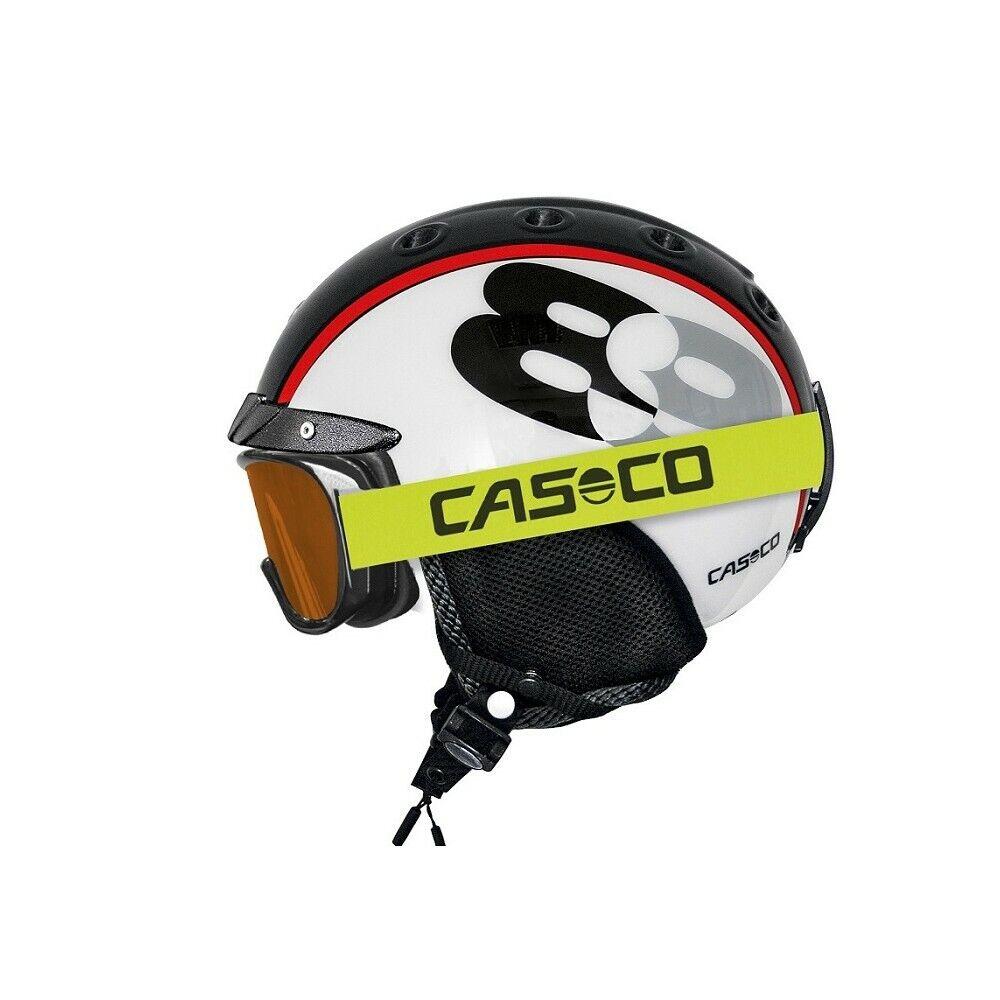 CASCO-Mini Pro-colore  89 NEON-TAGLIA  S (52 - 56 cm)