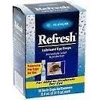 Allergan Refresh Lubricant Eye Drops 30-count