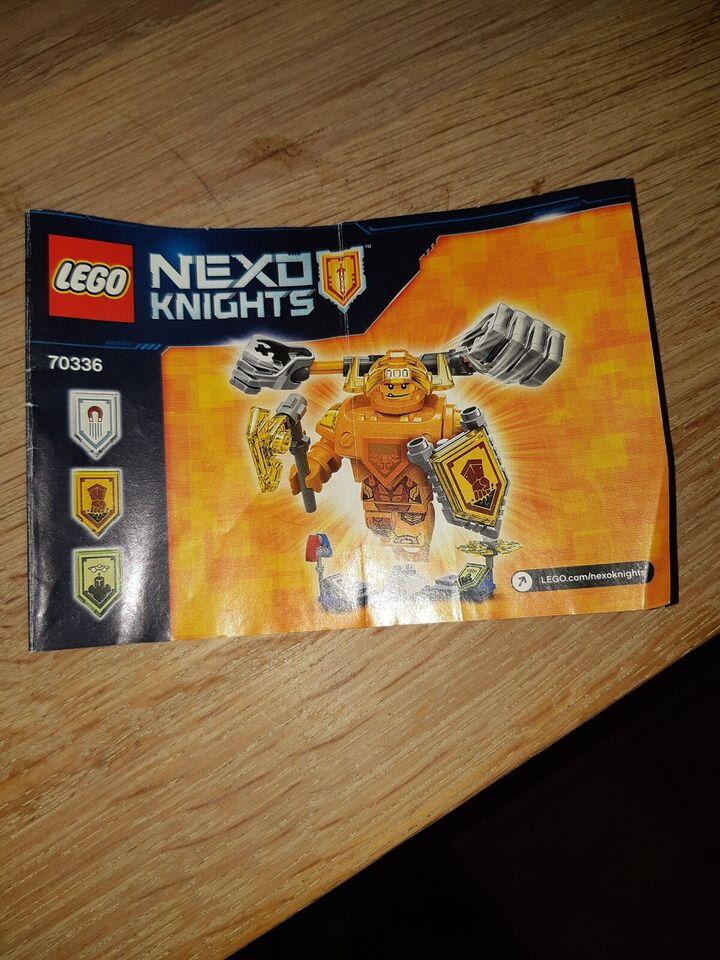 Lego Nexo Knights, 70336