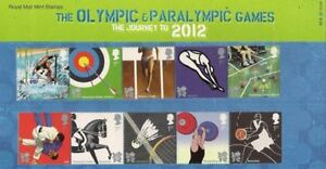 GB-Presentation-Pack-M18-2009-OLYMPIC-GAMES-THE-JOURNEY-TO-LONDON-2012