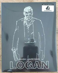 Filmarena-Logan-Edition-3-inc-Black-amp-White-Steelbook-Blu-Ray-Pet-Slip-NEW