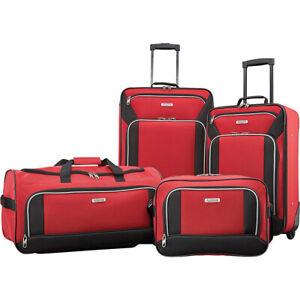 American-Tourister-Fieldbrook-XLT-4-Piece-Luggage-Set