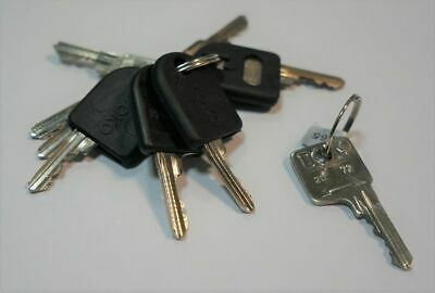 Ersatzschlüssel Büro Büroschlüssel 2D 1 bis 2D 199 Voko Planmöbel Schlüssel