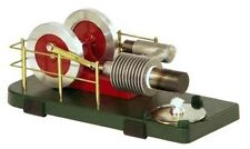 Stirling Hot Air Engine and Book - Solar #1