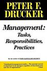 Management: Tasks, Responsibilities, Practices by Peter F. Drucker (Paperback, 1993)
