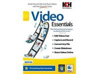 Nch Software Video Essentials on sale