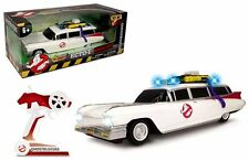 NKOK 1/14 R/C RADIO CONTROL CAR GHOSTBUSTERS ECTO-1 WITH WORKING LIGHTS 6612