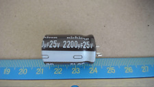 ELNA 100UF 100V 105C Electrolytic Radial Capacitor New Lot Quantity-25