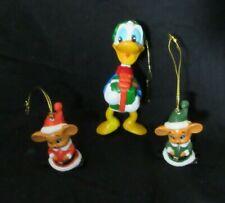 BNWT Disneyland Paris DONALD DUCK NUTCRACKER  Hanging Christmas tree ornament