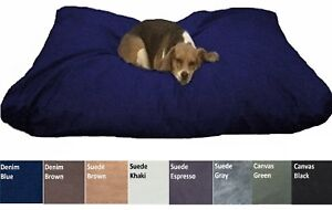 Details about Jumbo Big Heavy Duty Waterproof Pet Dog Bed Pillow with Mix Memory Foam XL Dogs
