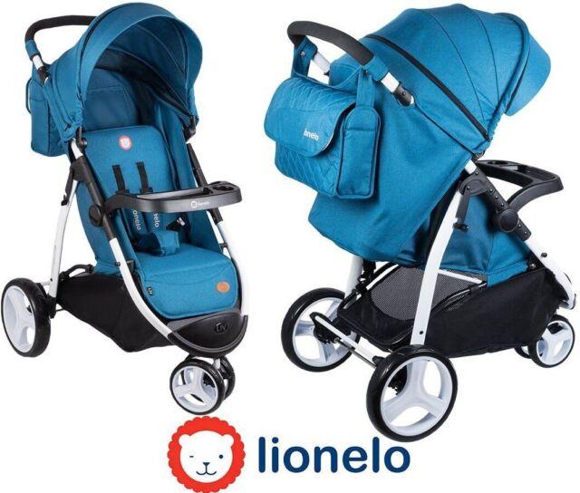 Lionelo Liv Kinder Buggy Kinderwagen Kindersportwagen Babywagen Sport Jogger