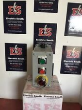 Allen Bradley Control Box With Emergency Stop