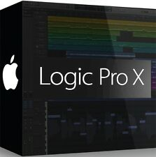 Apple Logic Pro X 10.3.1 libera fino a 100 GB content!only lisiting ORIGINALE SU EBAY!!