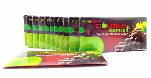 21 Pack Phytoscience Apple Grape Double StemCell Anti Aging Fast Skin Solution