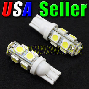 Details about 12V Low Voltage T10 T5 Wedge Base Cool White LED Malibu  Replacement Light Bulbs