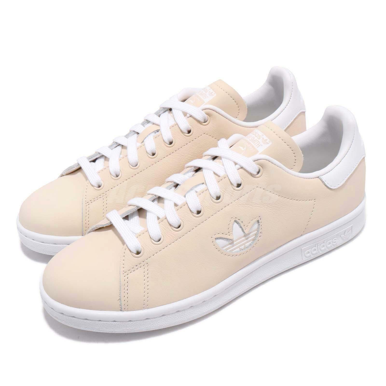 Adidas Originals Stan Smith W Beige White Women Casual Lifestyle shoes CG6794