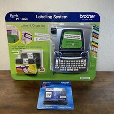 New Brother P Touch Pt 1880c Labeling System With Extra Tape