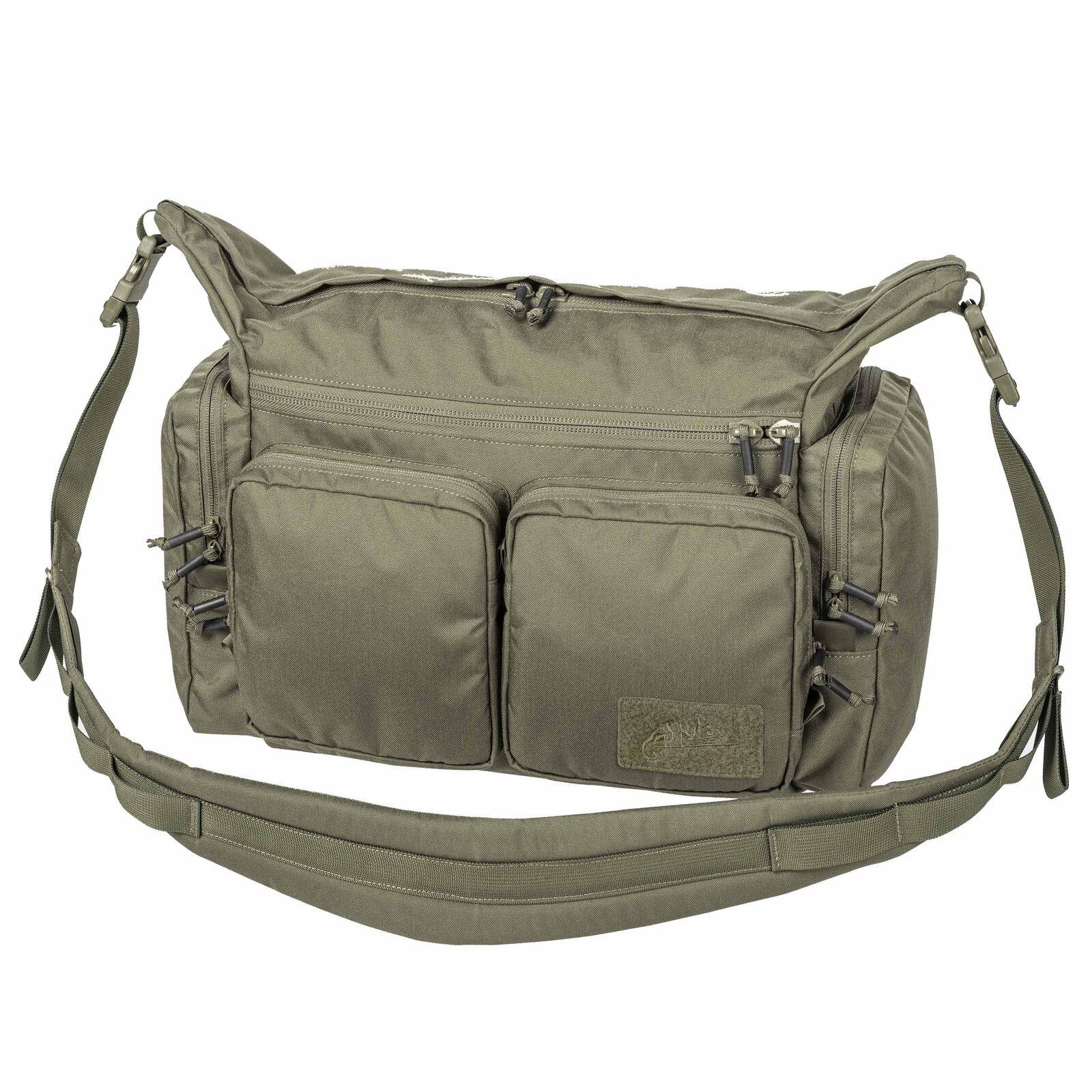 HELIKON-Tex Wombat mk2 Shoulder Bag-Cordura-Adaptive vert