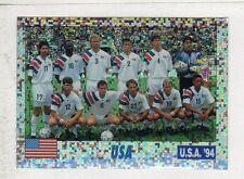 figurina USA 94 SERVICE LINE NUMERO 1 USA SQUADRA