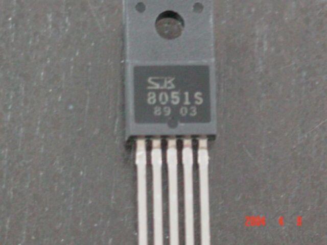 10PCS POWER REGULATOR IC SANKEN TO-220F-6 STR-W6765N STRW6765N W6765N