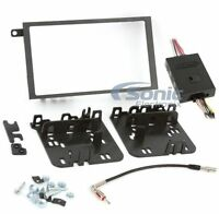 Car Stereo Installation Solution For Select 2000-10 Non-amplified Gm Vehicles