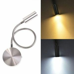 Applique-Lampe-murale-Lampe-LED-contemporaine-pivotante-Flex-Arm-Light-Lighting